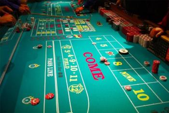 Craps buy lay place
