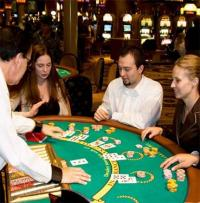 table casino joueur blackjack