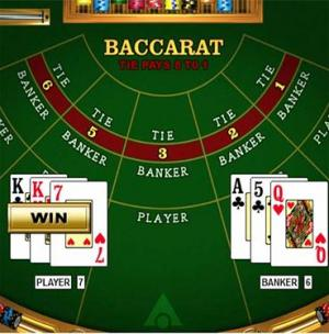 Baccarat jeu en ligne venetian casino las vegas nvse